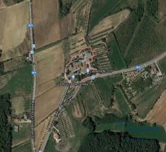 Compendio immobiliare - localita' castellina, la selva e le farniole