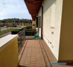 Appartamento con terrazzi