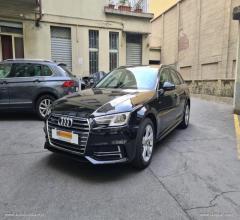 Audi a4 av. 2.0 tdi 190cv cl.d qu. s tr bus.p