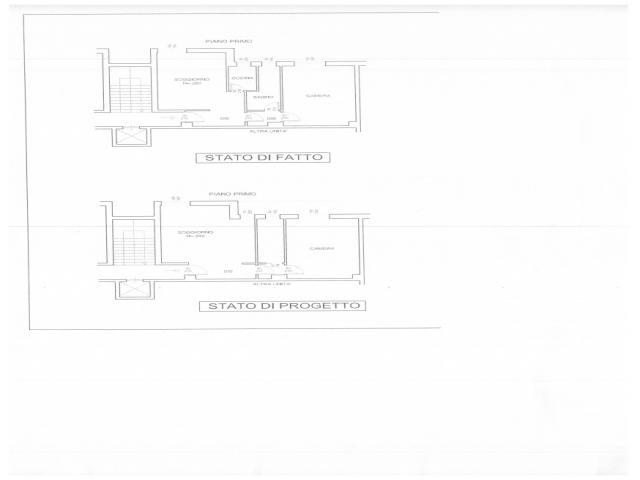 Case - Adiacenze nuova m4 ampio bilocale totalmente ristrutturato