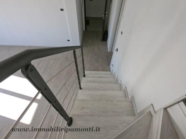 Case - Quadrilocale disposto su due livelli