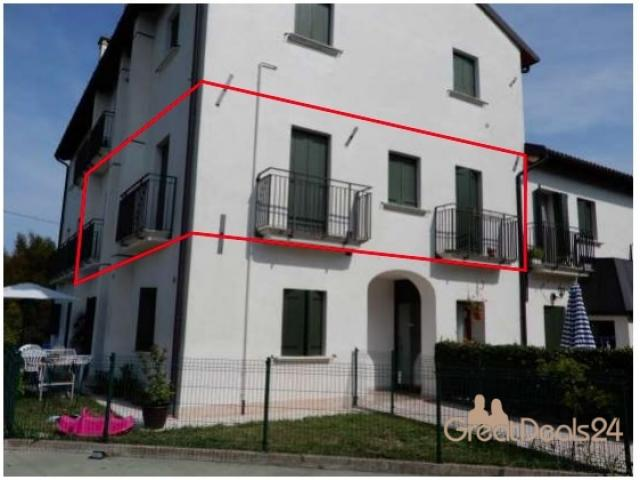 Case - Appartamento a lovadina
