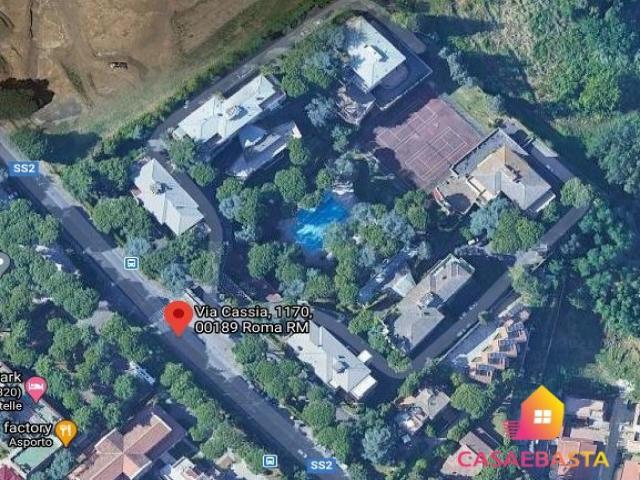 Case - Appartamento - via cassia 1170/1172