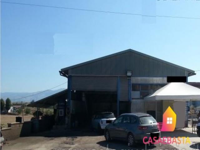 Case - Capannonee - via latina iv km civ. 131/a
