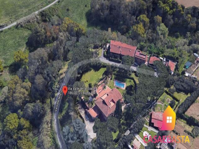 Case - Via valle della storta, 186