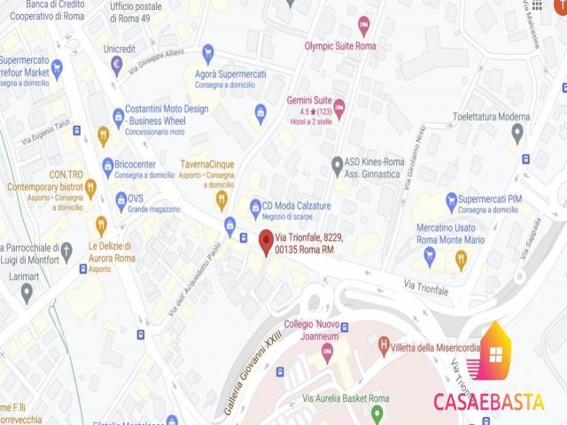 Case - Abitazione di tipo civile - via trionfale n. 8229