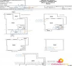 Appartamento - via della crisopa n. 44 - 00134