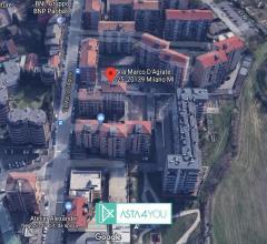 Case - Appartamento all'asta in via marco d'agrate 25/1, milano (mi)