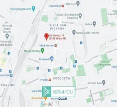Case - Appartamento all'asta in via brunico 19, milano (mi)