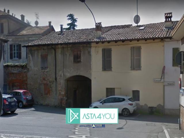 Case - Appartamento all'asta in via sant'antonio 10, vaprio d'adda (mi)