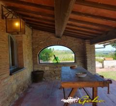 Casale 230 mq con piscina  oliveto e vigneto privato