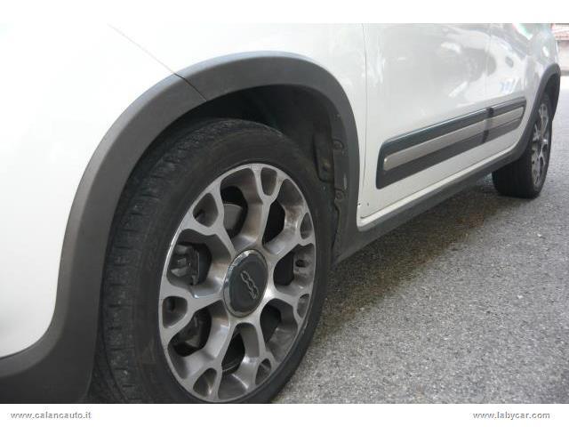 Auto - Fiat 500l 1.6 mjt 120 cv trekking