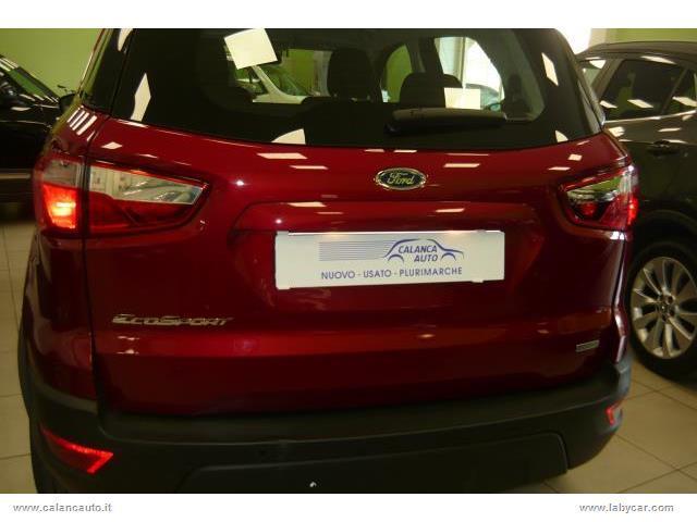 Auto - Ford ecosport 1.0 ecoboost 100 cv titanium