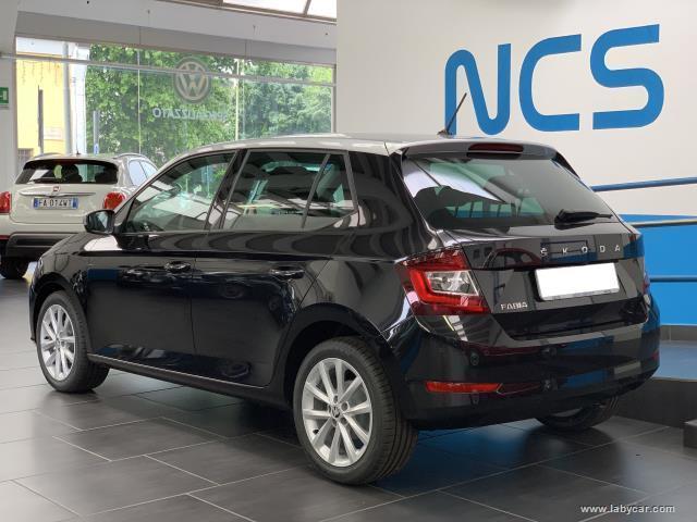 Auto - Skoda fabia 1.0 mpi 75 cv ambition