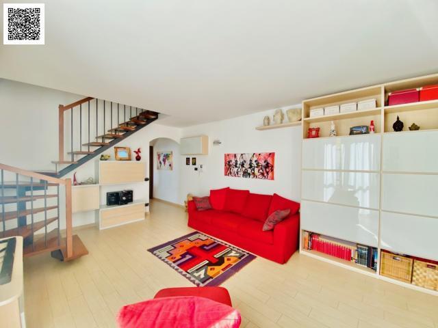 Appartamento in classe b, ultimo piano su due livelli!