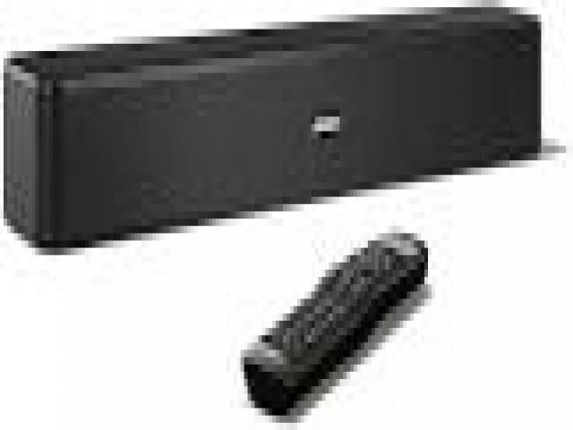 Beltel - bose solo 5 tv sistema audio molto economico