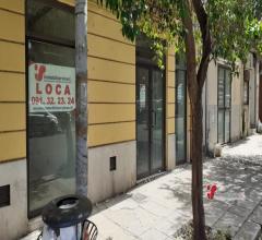 Palermo locale commerciale zona dante