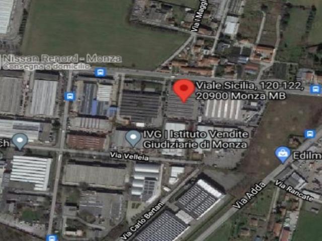 Case - Fabbricati costruiti per esigenze industriali - viale sicilia 120/122