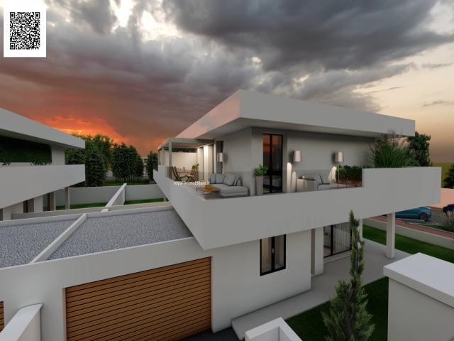 Residenza ville riviera- moderna villa in classe a.