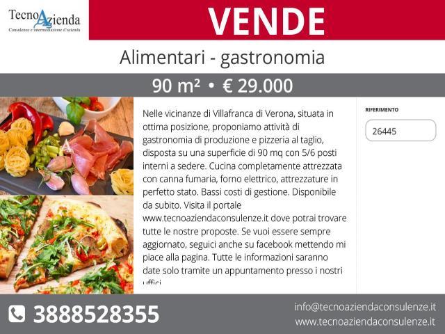 Case - Tecnoazienda - gastronomia villafranca di verona