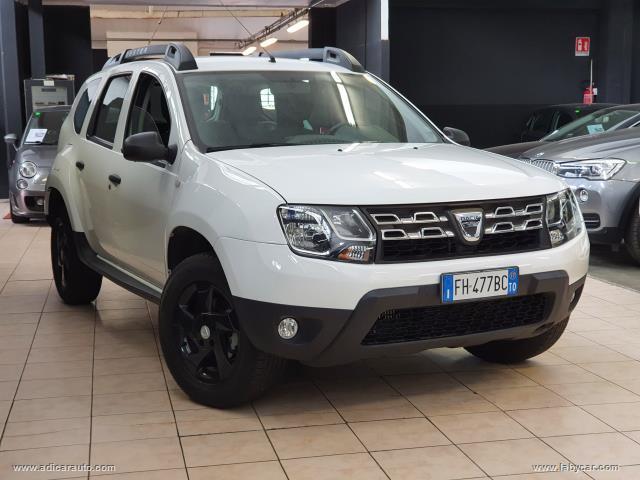 Dacia duster 1.5 dci 90 cv s&s 4x2 lauréate