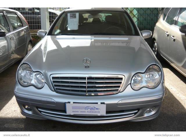Mercedes-benz c 220 cdi s.w. elegance
