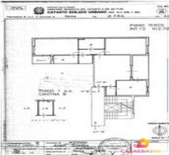 Immobile residenziale abitazione di tipo civile - località casal boccone - via augusto camerini n. 5