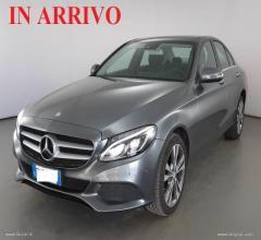 Mercedes-benz c 220 d 4matic auto business