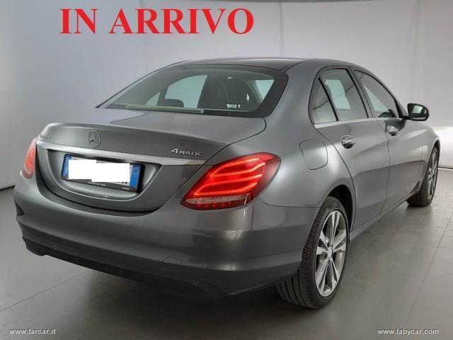 Auto - Mercedes-benz c 220 d 4matic auto business