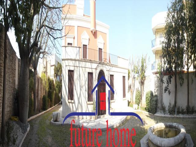Villa bifamiliare in vendita a bisceglie via chico mendez