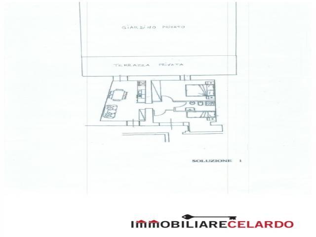 Case - Appartamento in campagna con ingresso semindipendente
