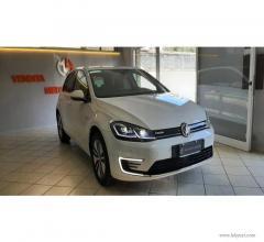 Volkswagen e-golf 136 cv