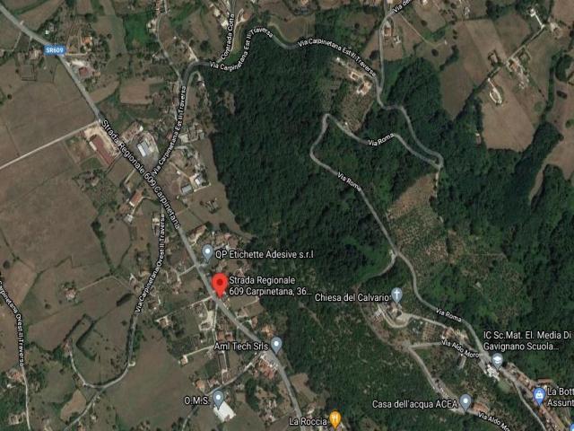Case - Fabbricati costruiti per esigenze industriali - via carpinetana km 36+600