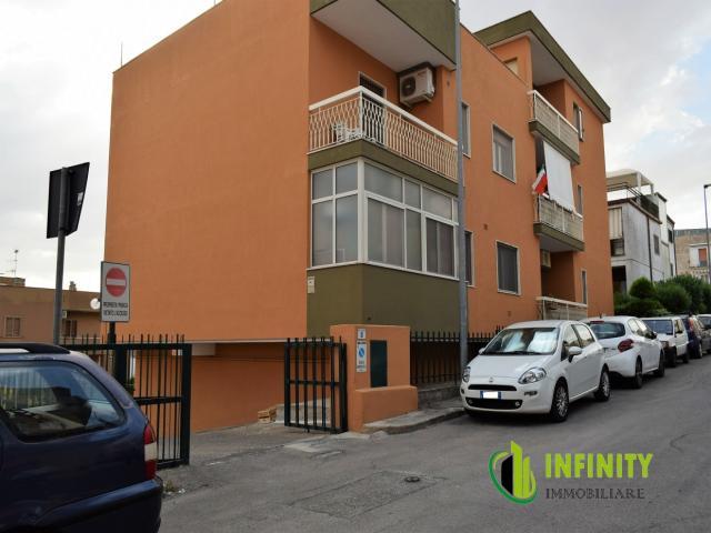 Case - Ampio appartamento di mq 114 con garage zona centro/sud