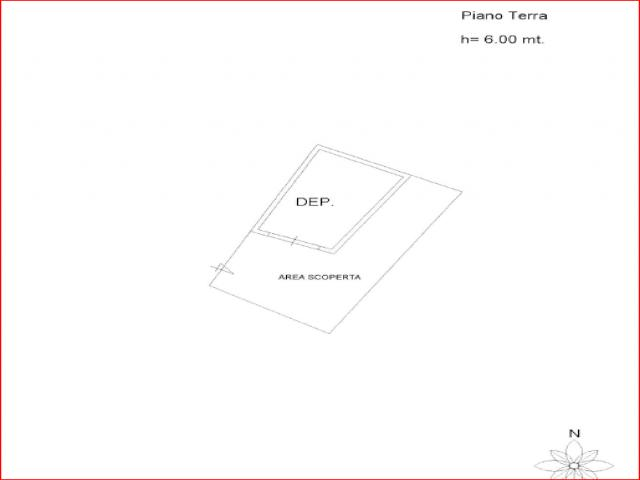 Case - Vendesi casale con terreno altilia (cs)
