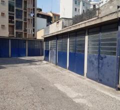 Garage o autorimessa - via ettore ponti, n. 41
