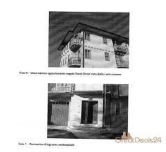 Case - Appartamento al secondo piano con garage e terreno - frazione fonte alto, via don luigi ceccato, 53