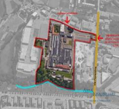 Complesso industriale - via fiorentina - 550 - arezzo (ar)