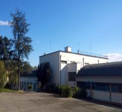 Case - Fabbricati costruiti per esigenze industriali - localita' badia al pino, via roma 52