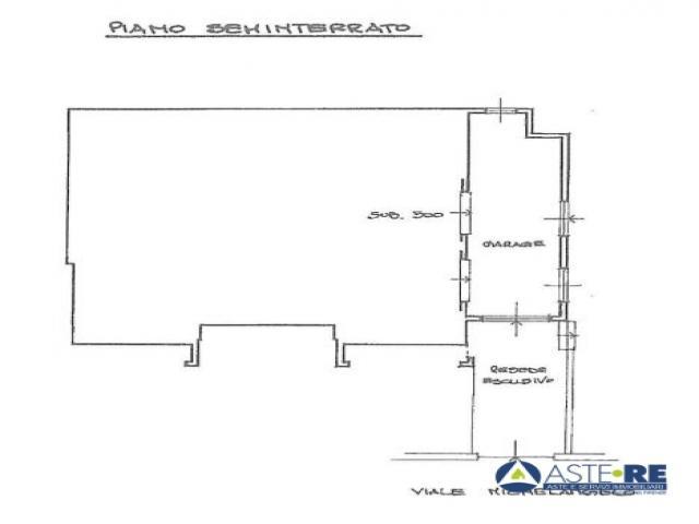 Case - Abitazione in villini - via michelangelo buonarroti 22