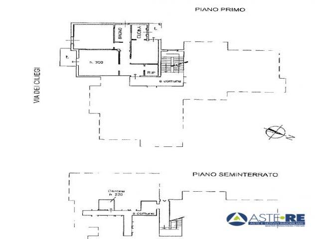 Case - Appartamento - localita' ciliegi - via dei ciliegi 24