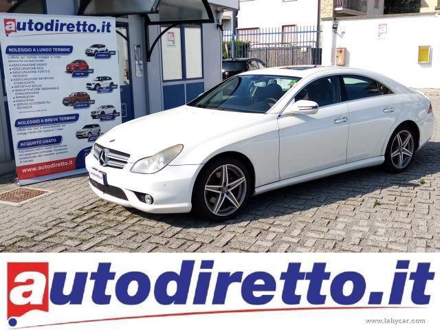 Auto - Mercedes-benz cls 350 cdi chrome