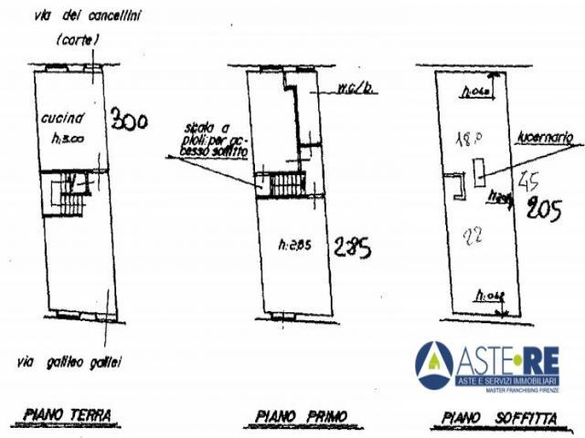 Case - Appartamento - via galileo galilei 64