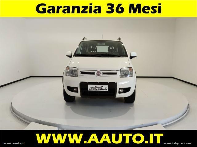 Auto - Fiat panda 1.3 mjt 16v 4x4