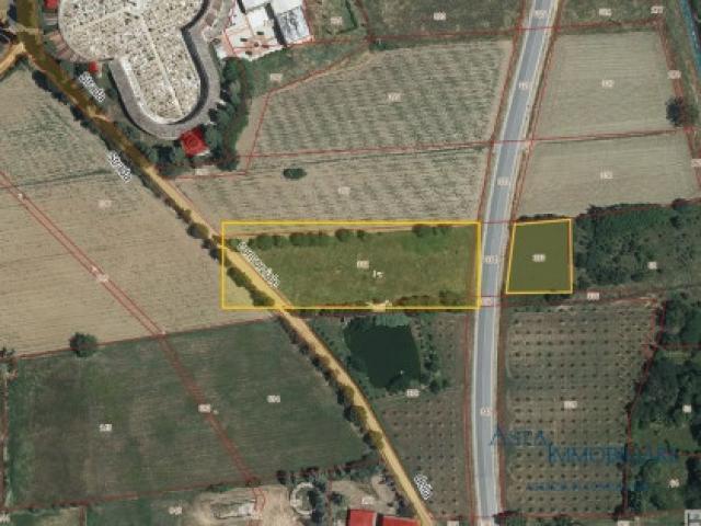 Case - Terreno  agricolo- via del porto e sp 327 e sp327 - foiano della chiana (ar)