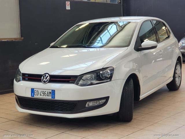 Auto - Volkswagen polo 1.4 5p. comfortline bifuel