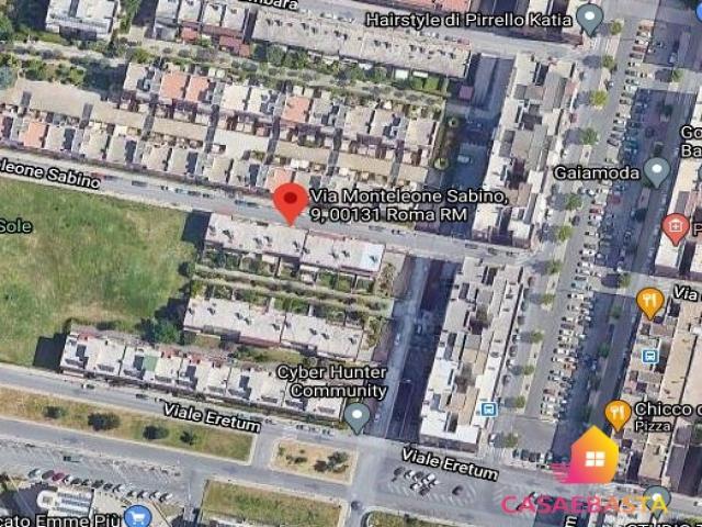 Case - Appartamento - via monteleone sabin0, 9
