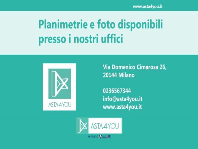 Case - Appartamento all'asta in via fratelli cairoli 1-3-5, limbiate (mb)