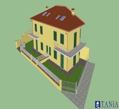 Case - Ristrutturazione integrale di semi indipendente terra tetto marina di carrara rif 2794