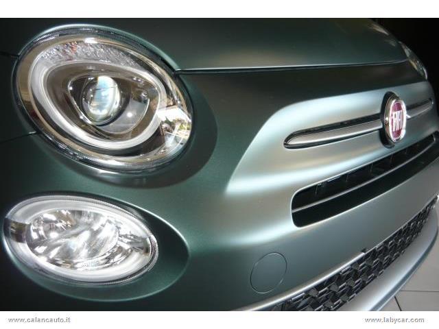Auto - Fiat 500 1.0 hybrid sport